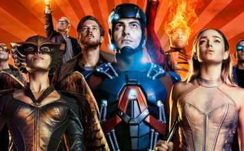 Legends of Tomorrow 2x11