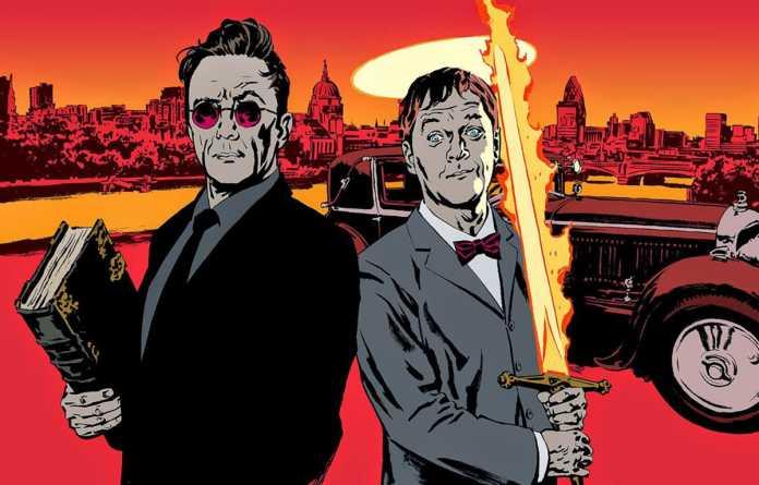Neil Gaiman - Buona apocalisse a tutti