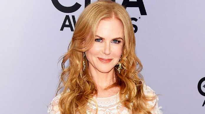 Nicole Kidman sostiene Donald Trump