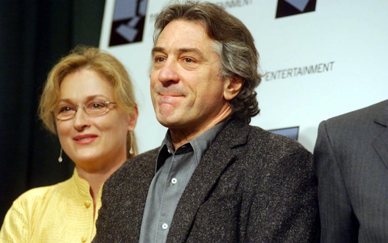 Meryl Streifen Robert de Niro Film
