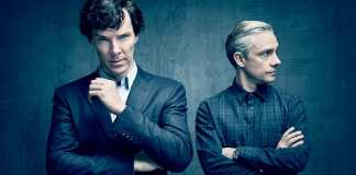 Sherlock, Cinematographe