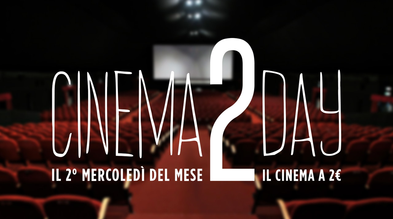 Cinema2Day: film a 2 euro per altri 3 mesi