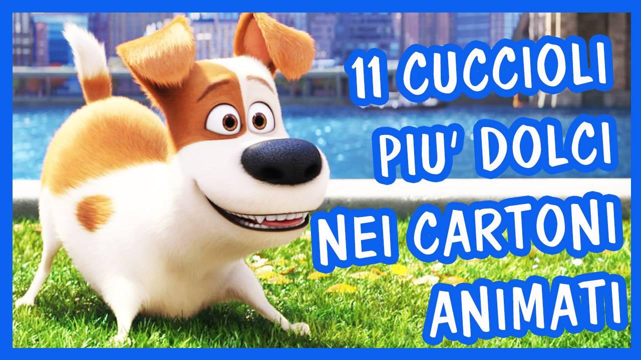 Gli cuccioli più teneri dei cartoni animati video