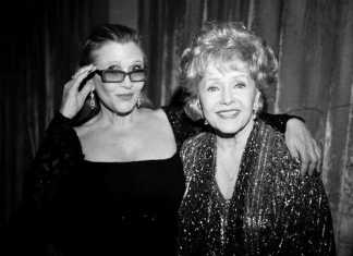 Un video per omaggiare Carrie Fisher e Debbie Reynolds ai Golden Globe 2017