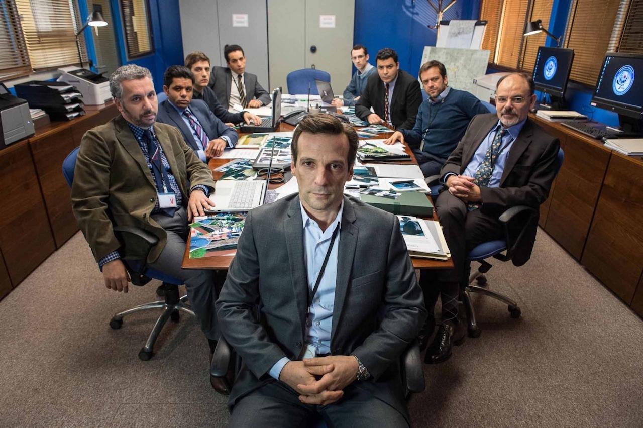 Le bureau u sotto copertura recensione della serie tv francese in