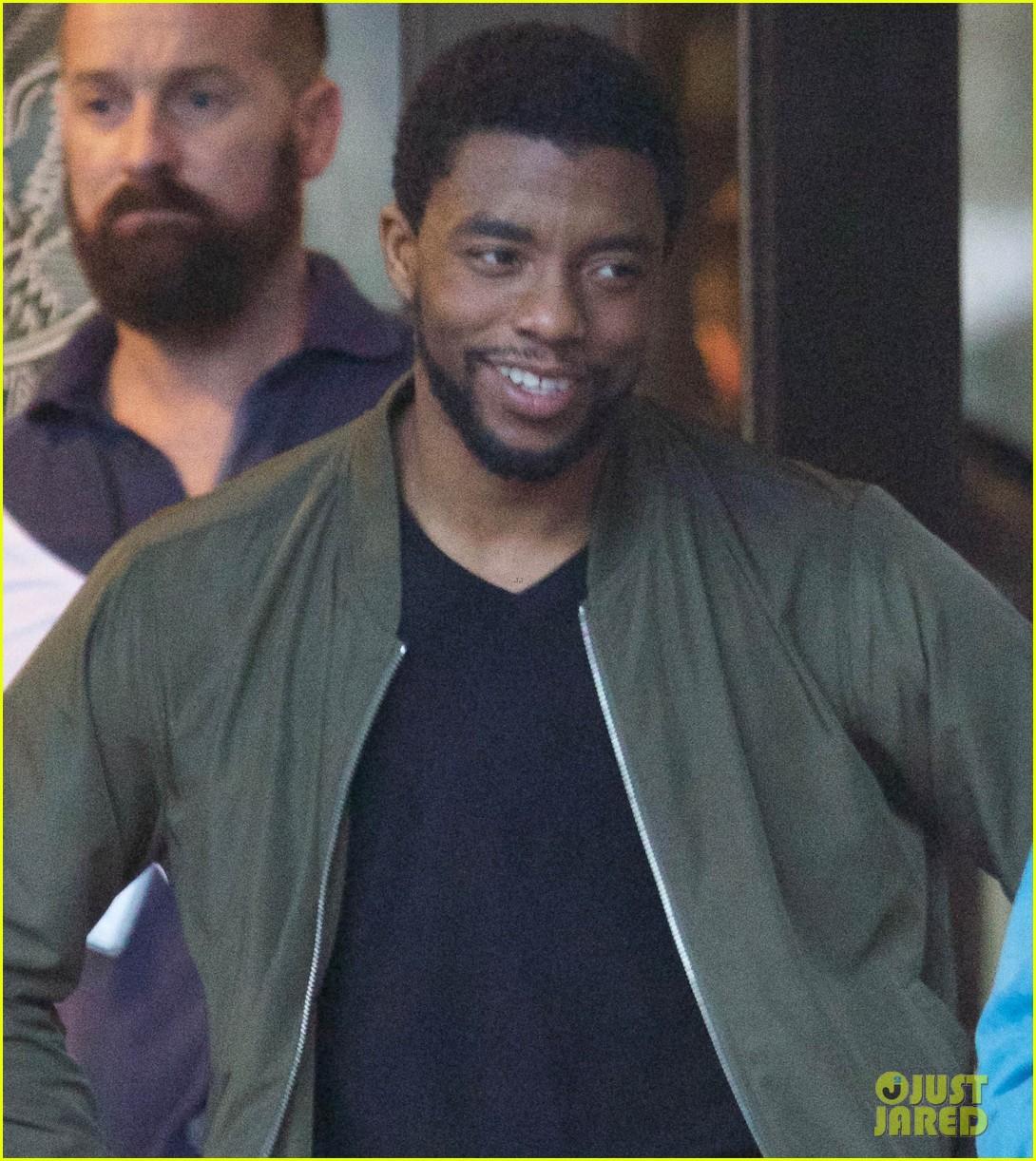 Black Panther: Ecco Martin Freeman nelle prime immagini dal set