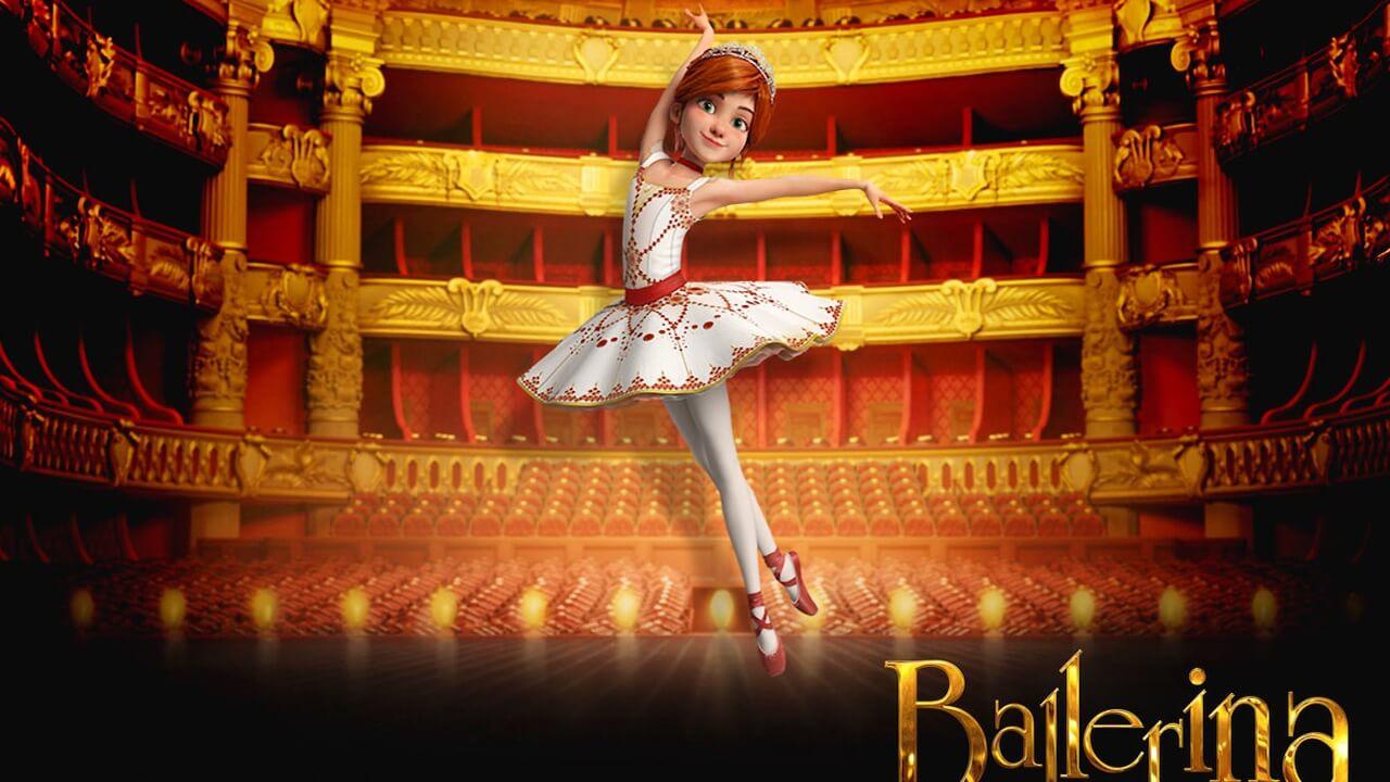 Ballerina recensione del film d animazione di eric summer