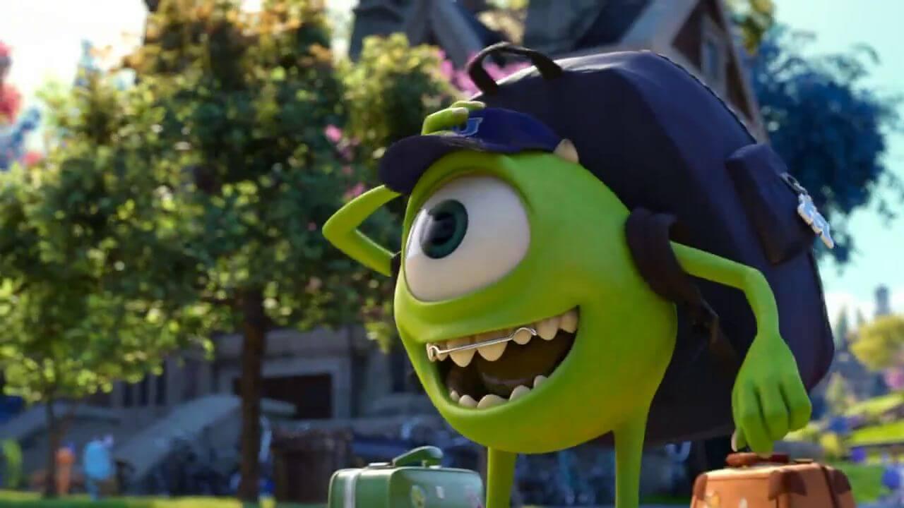 Monsters university personaggi trailer e trama del cartone
