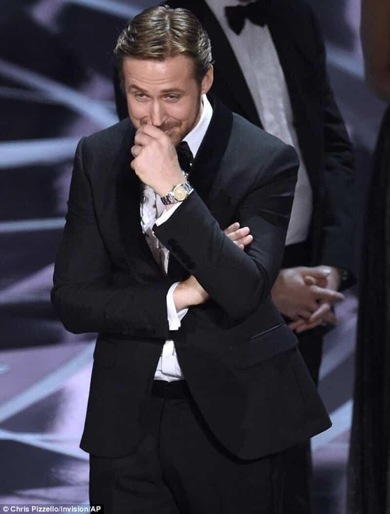 Ryan Gosling La La Land Oscar 2017