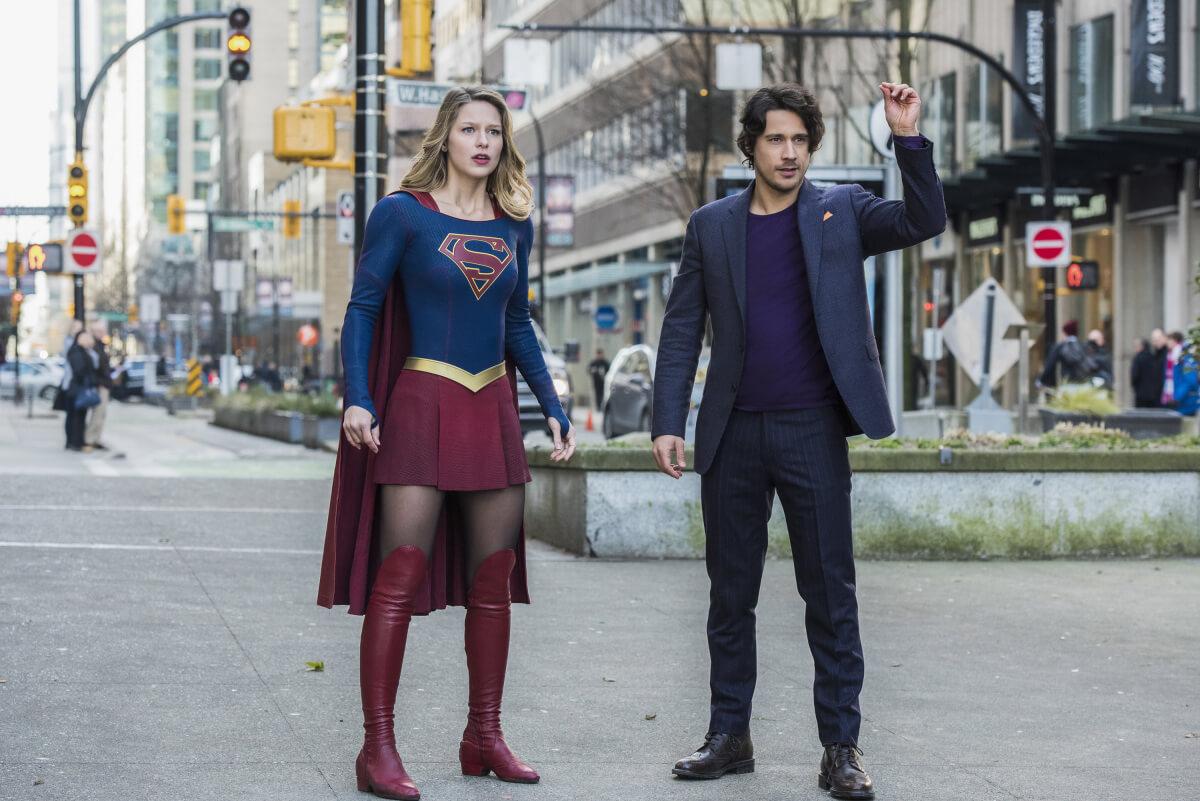 Supergirl 2x13