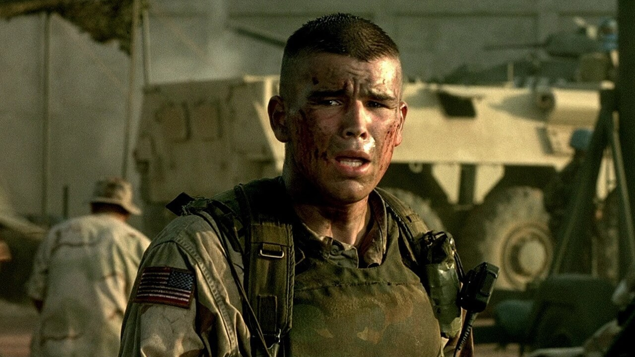 black hawk down film essay Essay on blackhawk down he book blackhawk down: a story of modern war, written by mark bowden in 1993 and updated in  to access the film,.