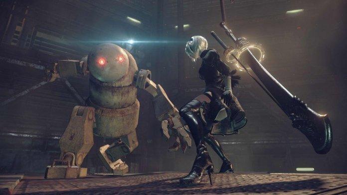 NieR: Automata - I due protagonisti nel nuovo trailer del gioco