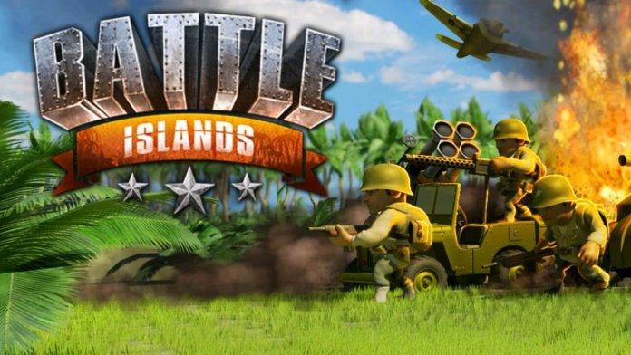 Battle Islands Commanders - Disponibile gratuitamente su PC, PS4 e XBOX ONE