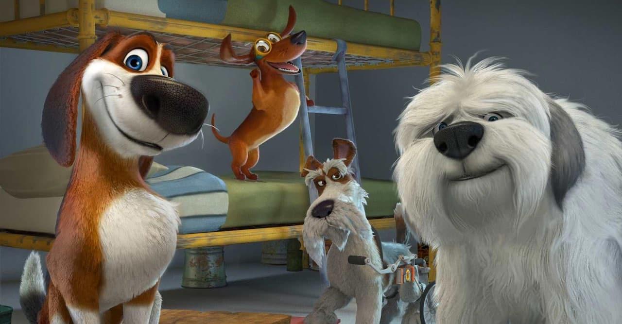 Ozzy - cucciolo coraggioso: recensione del film d'animazione di ...