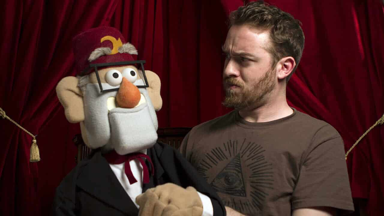 Alex Hirsch, creatore di Gravity Falls, lavora al film animato su