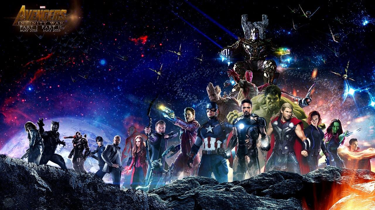 Scarlet Johansson: In Infinity War una scena con 30 personaggi