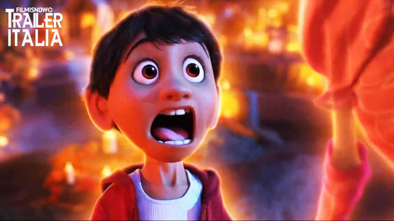 Coco primo trailer del nuovo film d animazione disney pixar