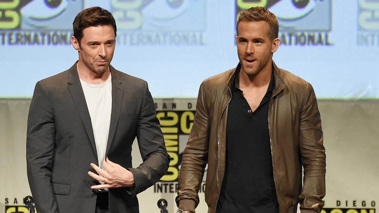 Ryan Reynolds prende in giro Hugh Jackman dopo la premiere cinese