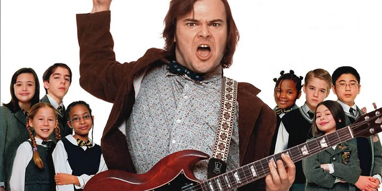 School of rock canzoni della colonna sonora del film con jack black - School of rock box office ...