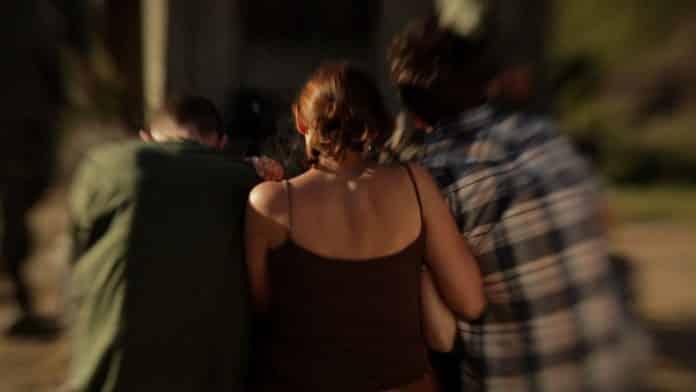 The Three Hikers: il trailer del primo film di Natalie Avitan