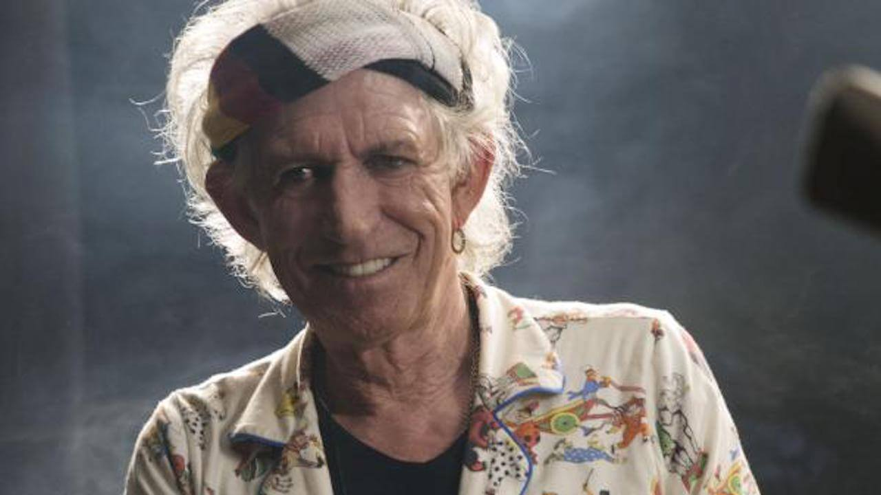 The Origin of the Species - Keith Richards