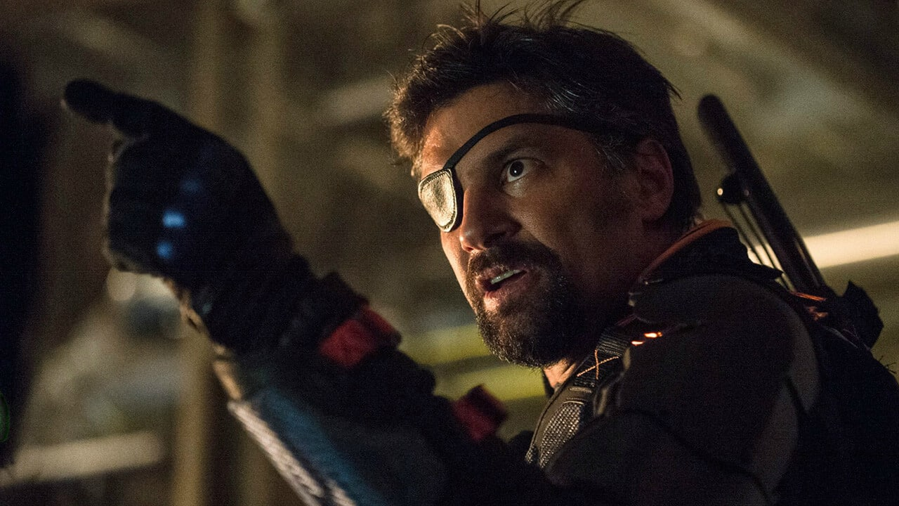 Arrow: Manu Bennett vuole una serie tv spin-off su Deathstroke