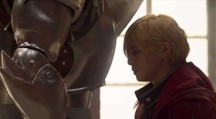 fullmetal alchemist trailer Cinematographe