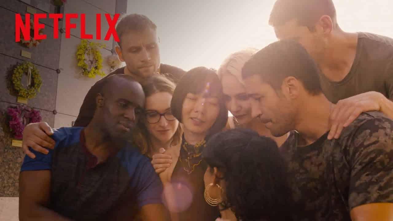 Sense8, proteste contro la cancellazione: ecco la risposta di Netflix