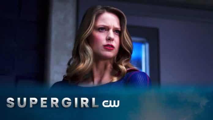 Supergirl 2×18
