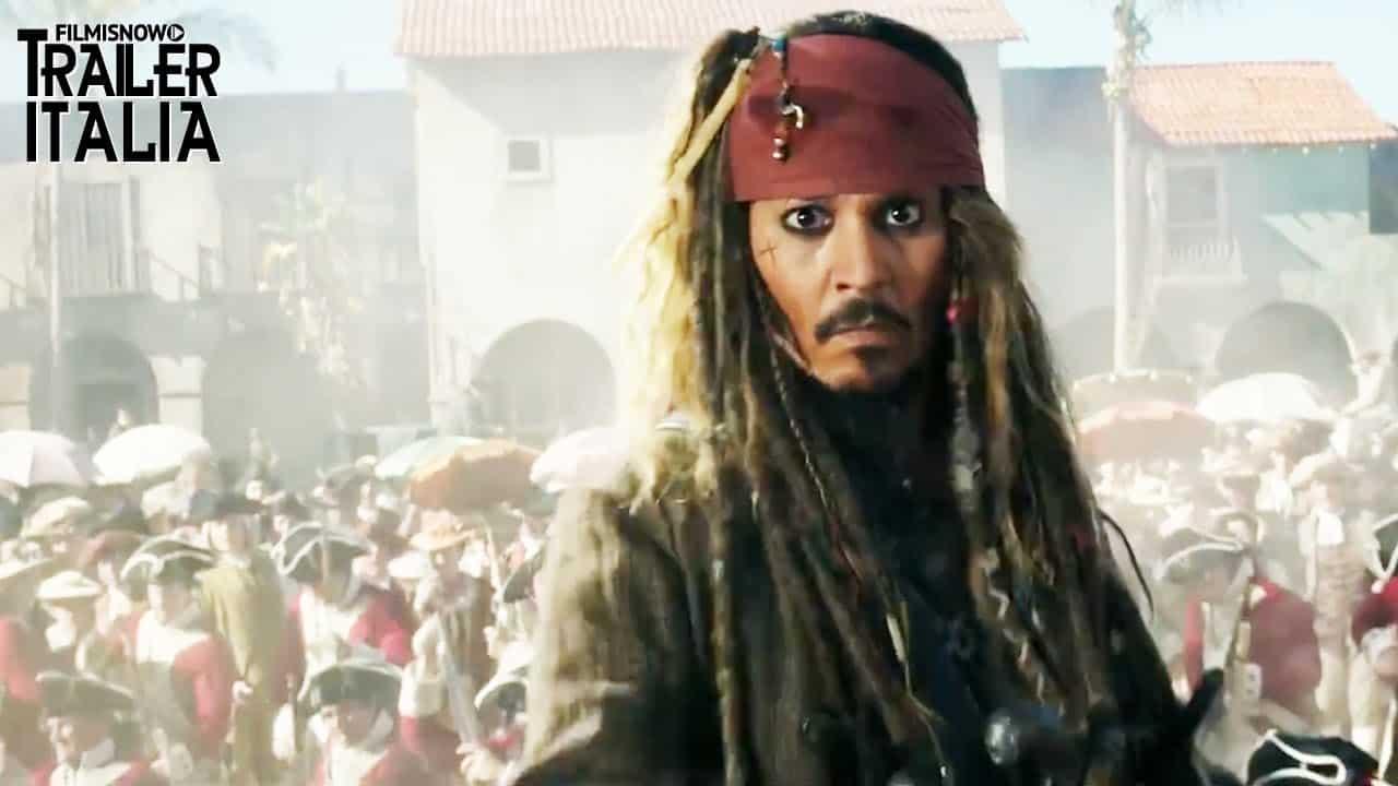 Pirati dei Caraibi 5: Johnny Depp rifiutò il soggetto originale