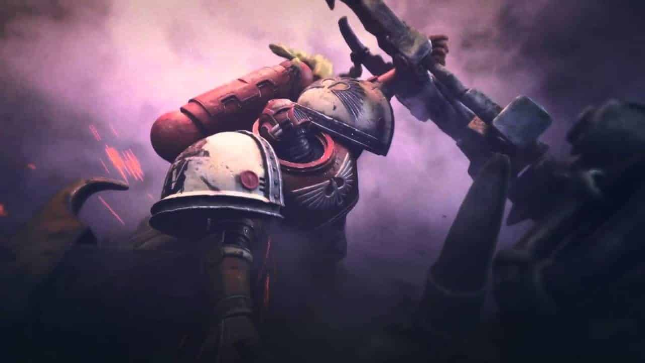 Dawn of War III: trailer