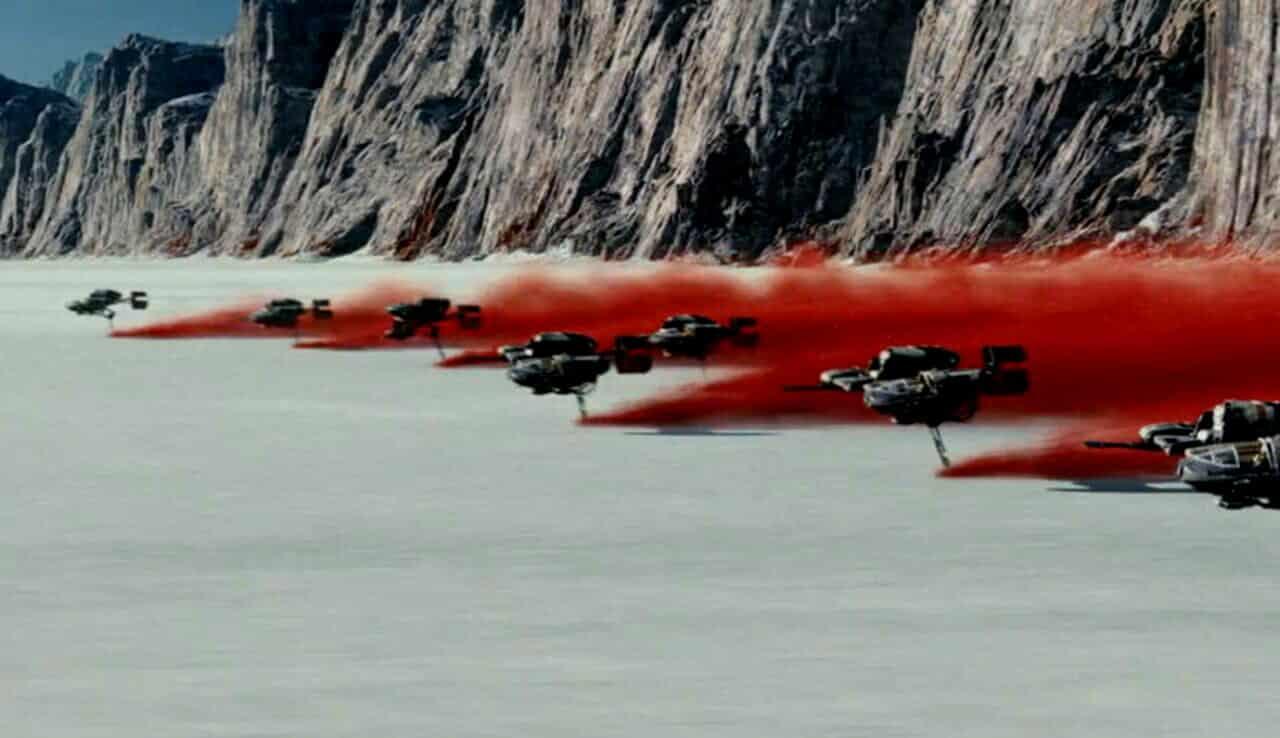 Gli Ultimi Jedi, teaser trailer
