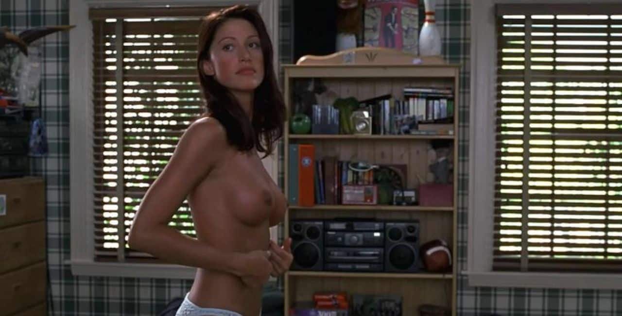 Free preview of shannon elizabeth naked in american pie