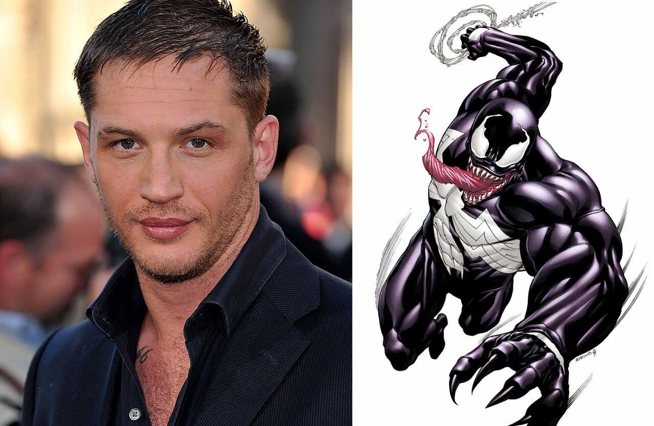 Venom: Tom Hardy sarà Eddie Brock, nel film targato Sony Pictures