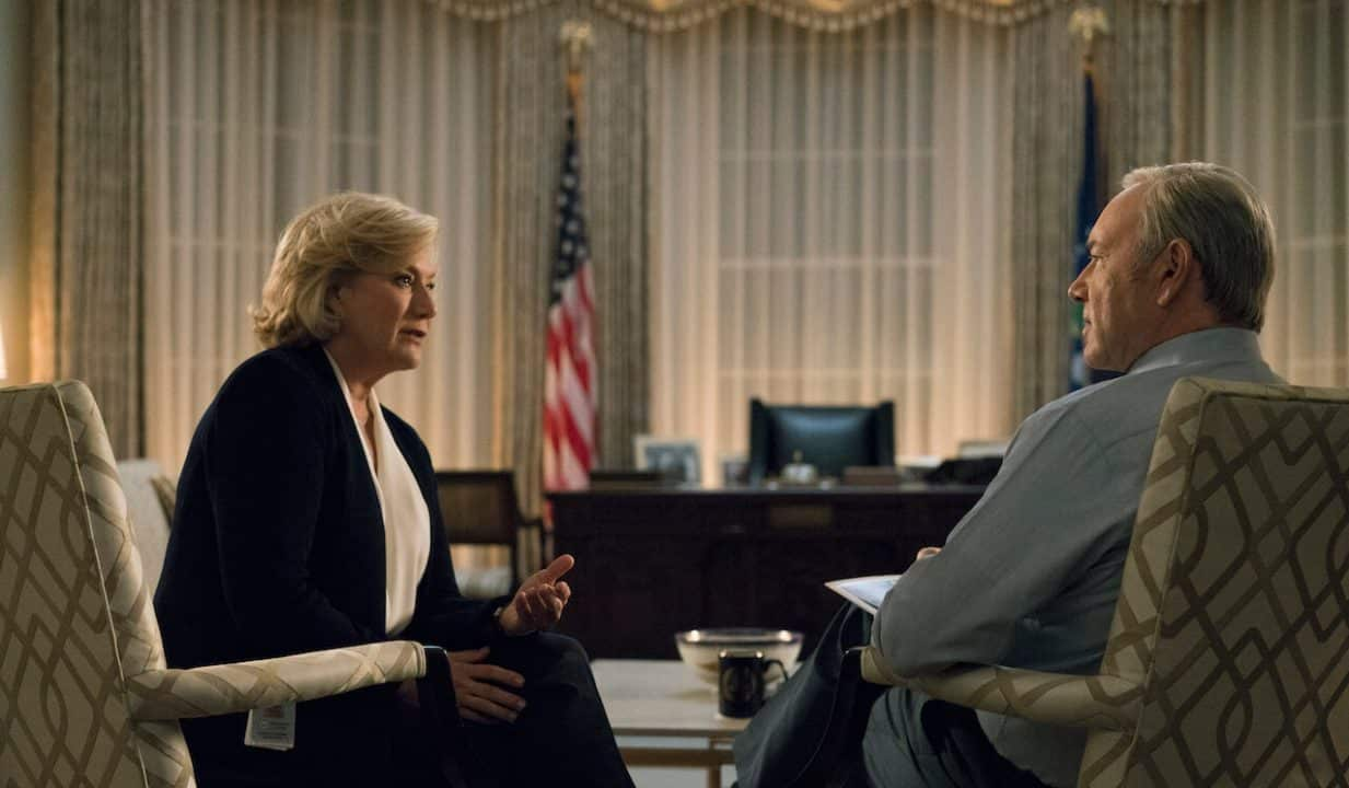 House of Cards 5 spin-off Cinematographe.it