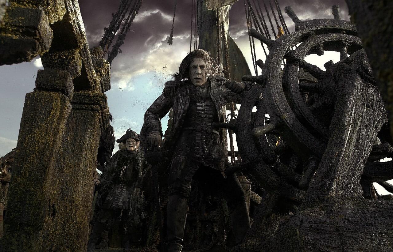 Pirati dei Caraibi 5, la vendetta di Salazar