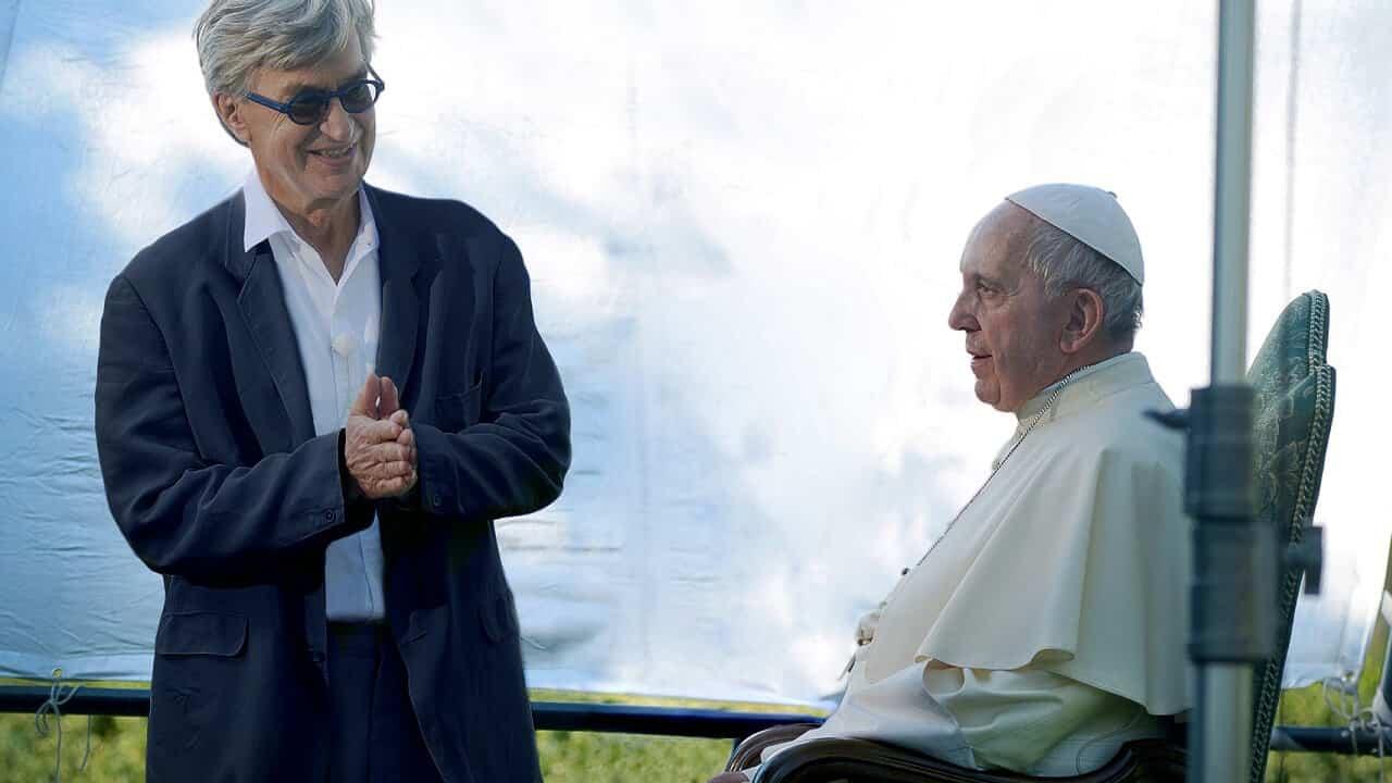 Esce film con Papa diretto da Wenders