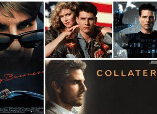 Tom Cruise film
