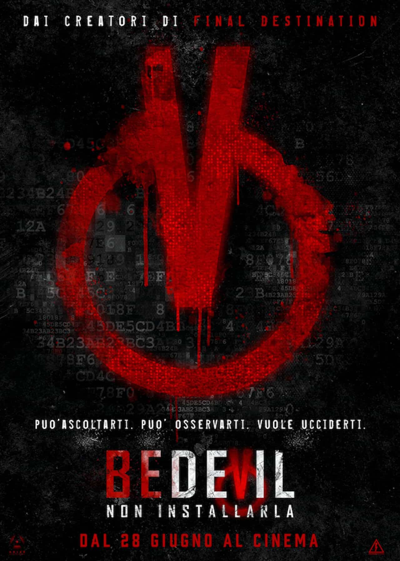 Bedevil – Non installarla: l'app assassina nel trailer italiano del film