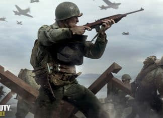 call of duty wwii campagna nazisti