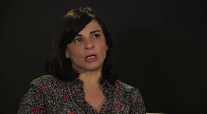 Annarita Zambrano: con Dopo la guerra uso il privato per parlare del pubblico