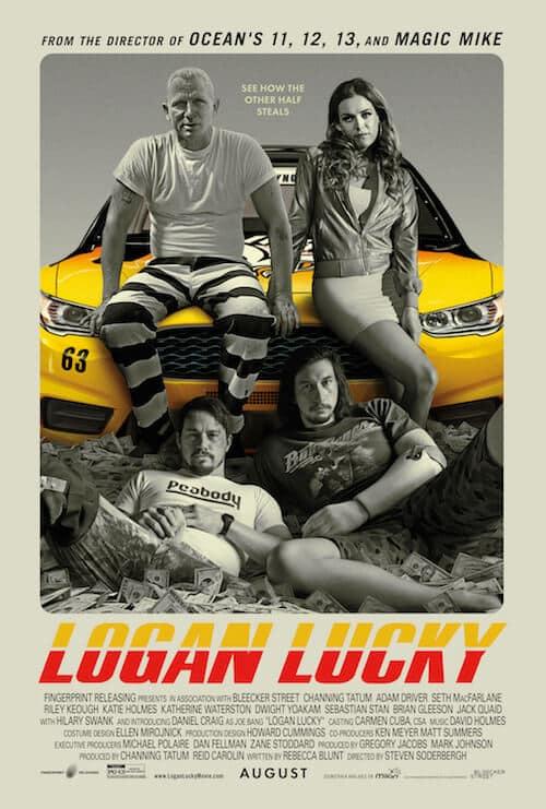 Logan Lucky: Rivelati primo trailer e poster del film di Steven Soderbergh