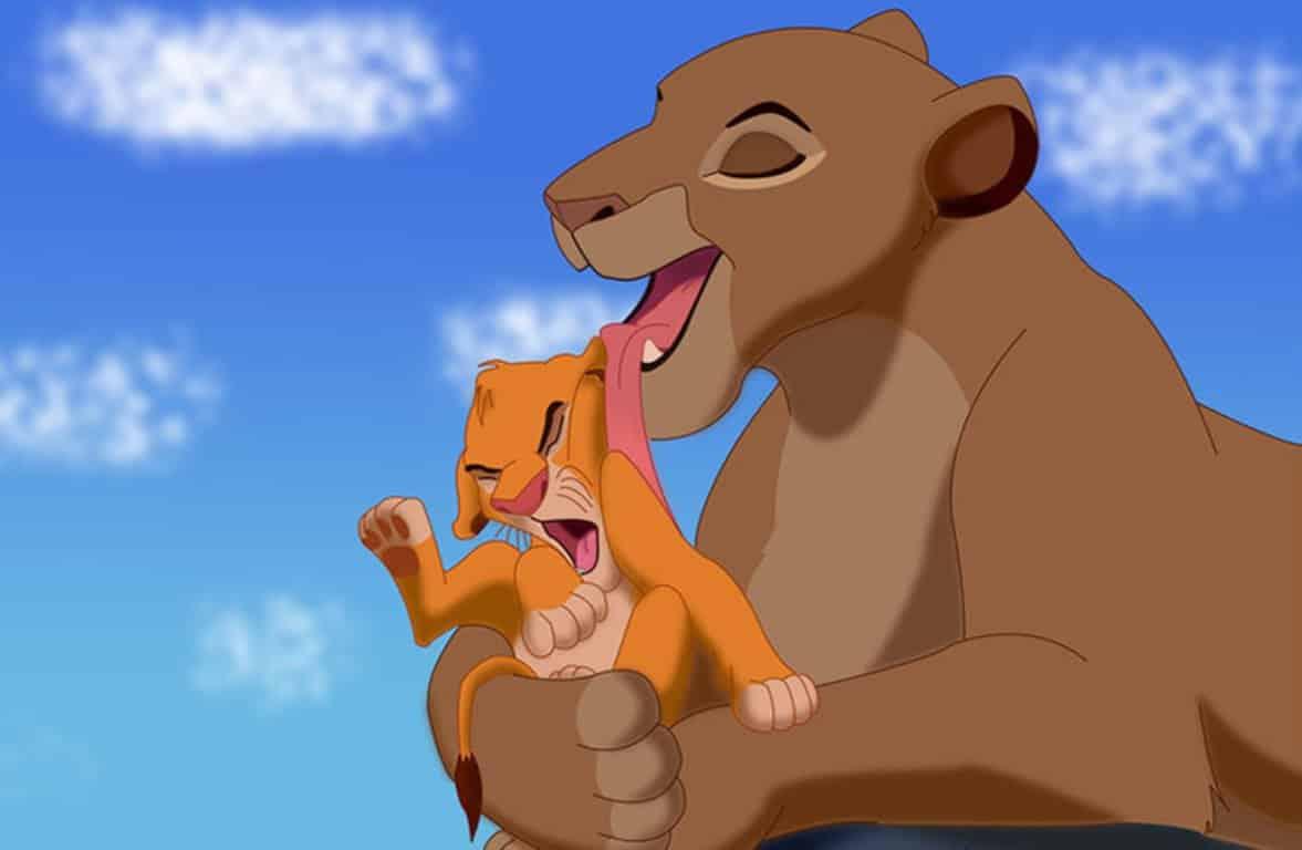 Le mamme più dolci e più terribili dei cartoni animati disney e