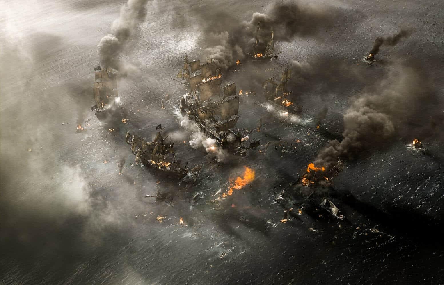 pirati dei caraibi: la vendetta di salazar recensione
