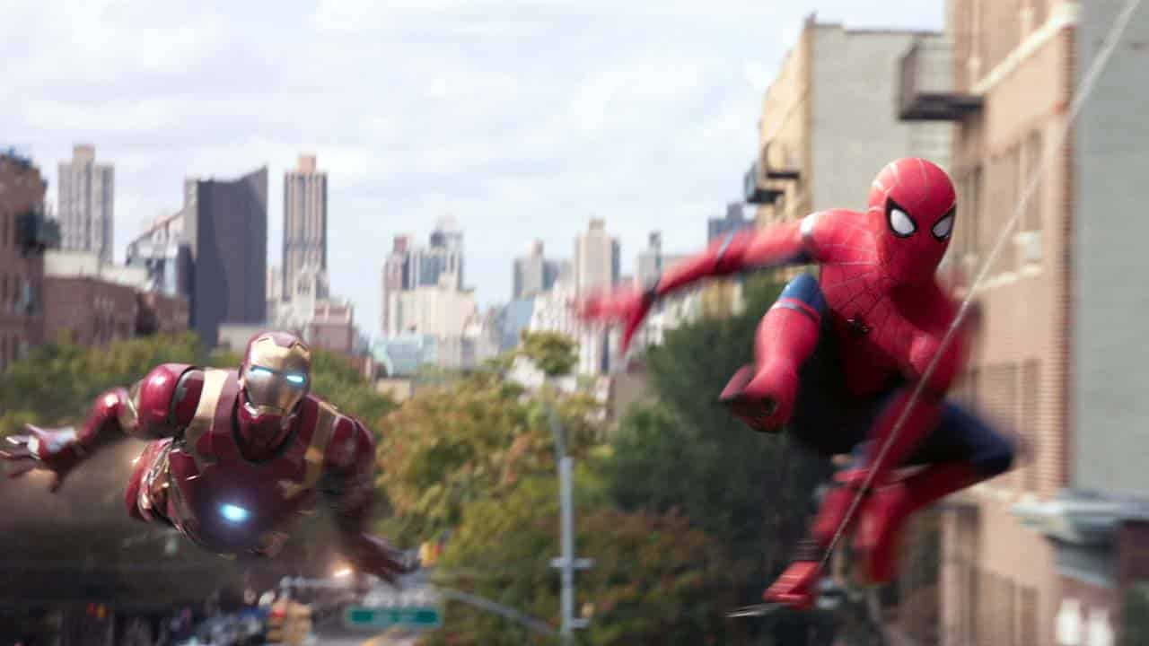 SpiderMan-Homecoming: Holland spiega un aneddoto imbarazzante in costume