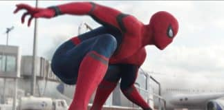 spider-man: homecoming cartonati