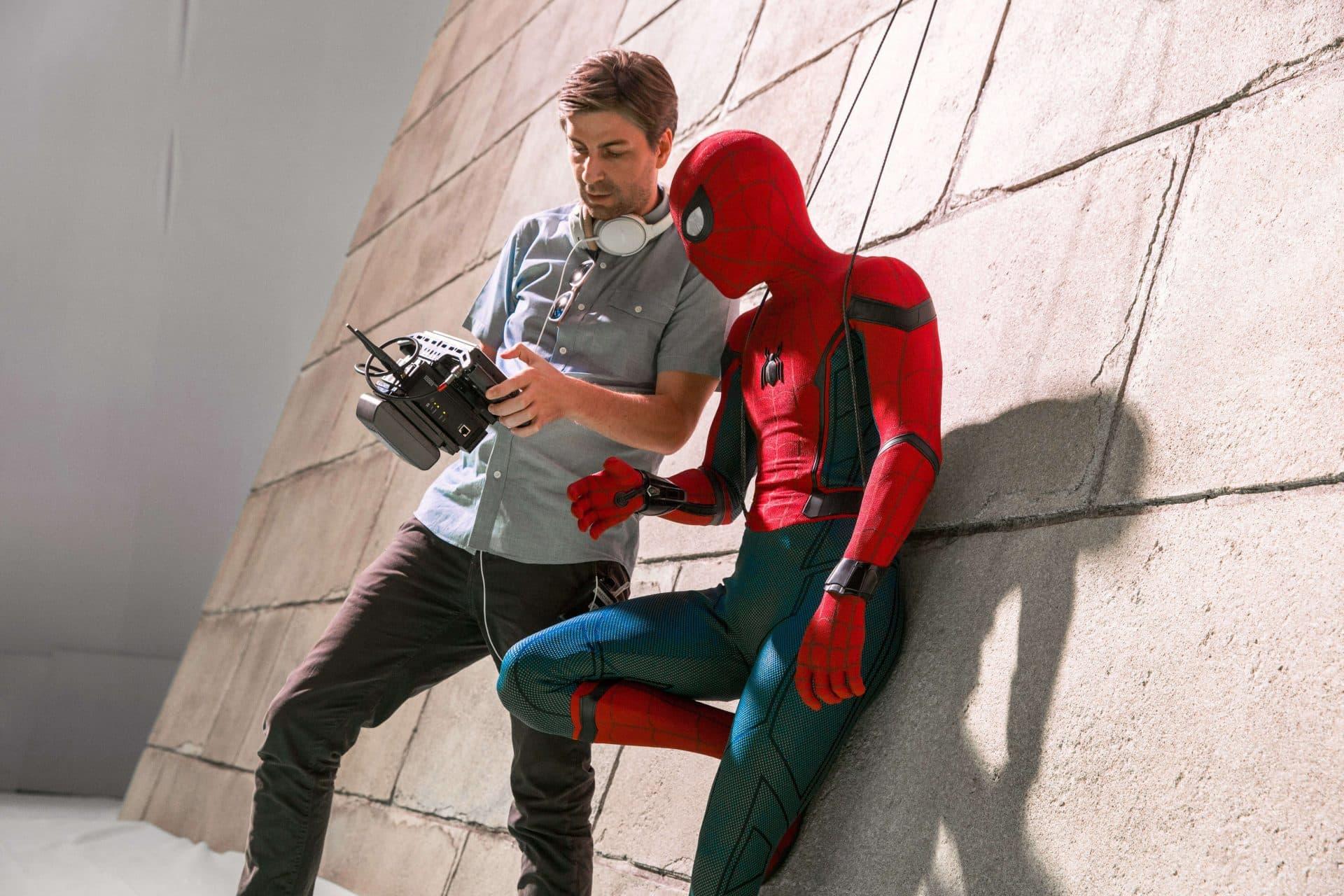 Spider Man: Homecoming: l'Uomo Ragno in tre nuove immagini in alta risoluzione