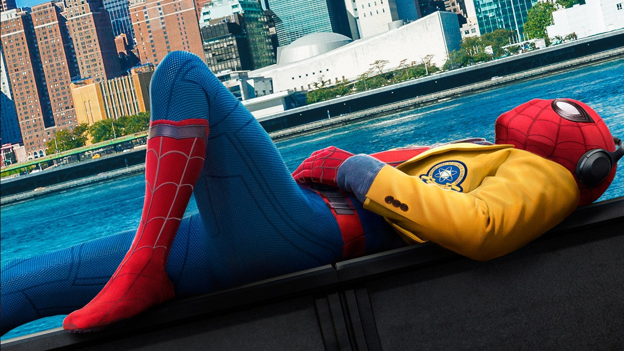 Spider-Man: Homecoming, è online il primo inedito spot TV