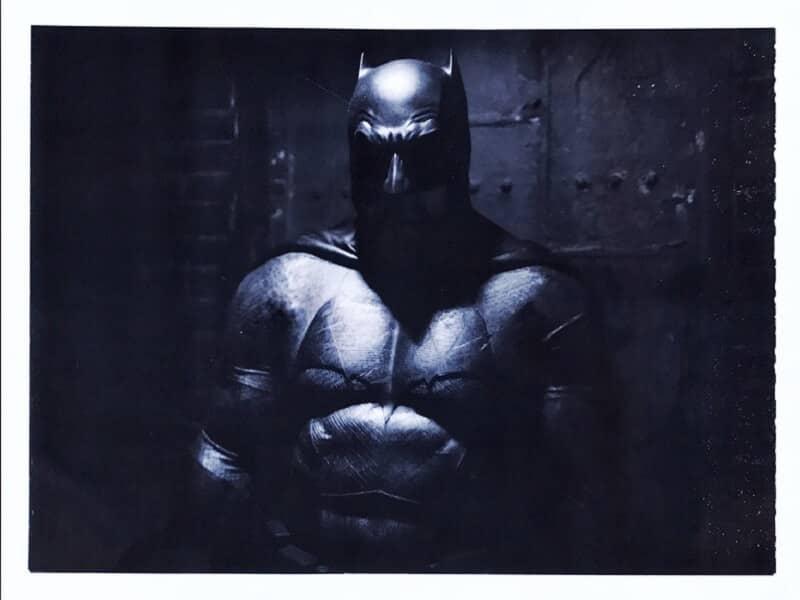 Zack Snyder mostra una nuova foto di Batman da Justice League