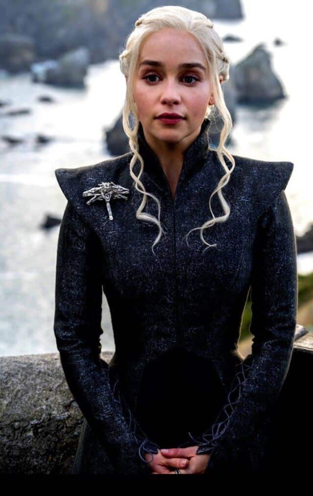 Il trono di spade 7 daenerys e jon protagonisti di nuove for Daenerys jewelry season 7